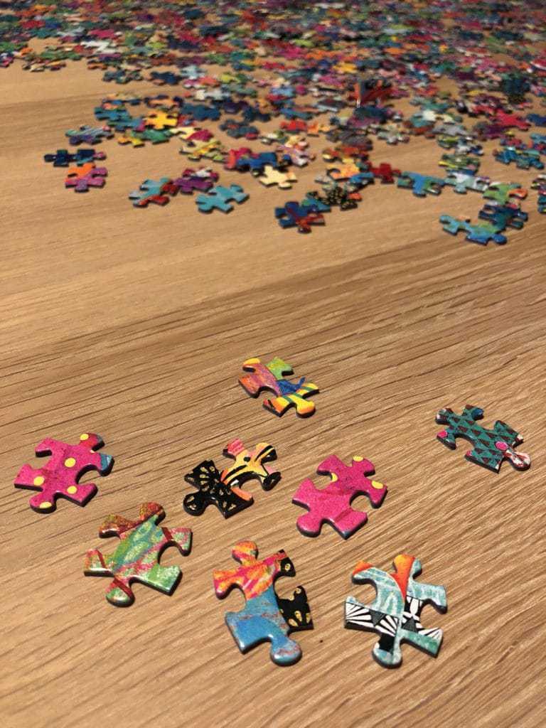 Puzzle(d)?