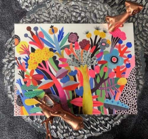 """Helen Dardik, """"Flower Jungle"""""""