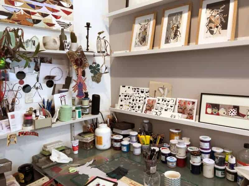 Atelier d'Anaïs Colin - Rennes